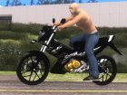 Satria FU Dark Fighter Predator для GTA San Andreas