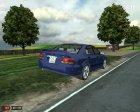 Mitsubishi Galant VR6 for Mafia: The City of Lost Heaven rear-left view