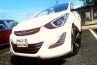 2016 Hyundai Elantra GLS 1.0 for GTA 5 rear-left view