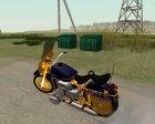 Урал 68П для GTA San Andreas вид изнутри