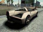 Spada Codatronca TS for GTA San Andreas rear-left view