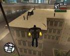 Пак улучшенной полиции для GTA San Andreas вид сверху