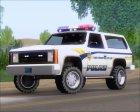 Police Ranger Metropolitan Police