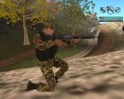 Стрелок ополчения ДНР for GTA San Andreas