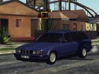 BMW E34 Touring Stock for GTA San Andreas rear-left view