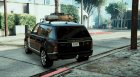 Range Rover Vogue for GTA 5 left view