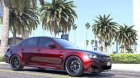 BMW M5 E60 1.0a for GTA 5 side view