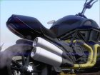 Ducati Diavel 2012 для GTA San Andreas вид сзади