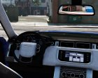 2016 Range Rover Sport SVR  v1.2 for GTA 5 top view