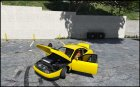 Fiat Coupe 1.0 for GTA 5 rear-left view