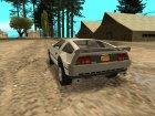 GTA V Imponte Deluxo для GTA San Andreas вид слева