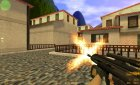 AUG A3 Default Hack for Counter-Strike 1.6 left view