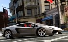 Lamborghini Aventador LP700-4 2012 Wheel Modified для GTA 4 вид слева