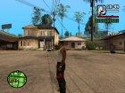"""Кожаные штаны """"Анархиста"""" for GTA San Andreas top view"""