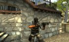 Worn-off Arctic Camo для Counter-Strike Source вид сверху