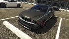2003 BMW M5 E39 for GTA 5 back view