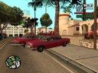 Ballas gang for GTA San Andreas top view