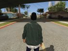 Ryder Legacy HD для GTA San Andreas вид сверху
