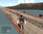 [SAMP-RP] Дальнобойщик для GTA San Andreas вид изнутри