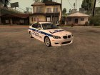 BMW M5 E60 Police LS for GTA San Andreas left view