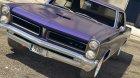 1965 Pontiac Tempest Le Mans GTO 1.5 for GTA 5 top view