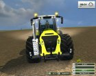 Claas Xerion 5000 Trac VC v5.0 for Farming Simulator 2013 rear-left view