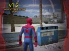 Tony Stark's Multi-Million Dollar Suit (Hacked) 1.2 for GTA 5 rear-left view