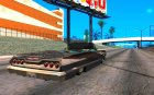 Chevrolet Impala 1963 Lowrider Charged для GTA San Andreas вид сверху