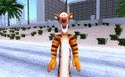 Tiger (a friend of Winnie-the-Pooh)