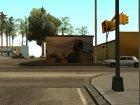 Плакат из GTA 5 v1 для GTA San Andreas вид сверху