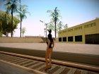 Vegas Girl скин 1 для GTA San Andreas вид изнутри