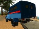 ЗиЛ-130 Аварийная служба for GTA San Andreas rear-left view