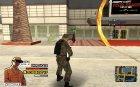 C-HUD Си-Джей for GTA San Andreas rear-left view
