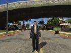 Max Payne (2001) для GTA San Andreas вид сзади слева