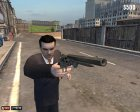 Colt Dragoon M1848 for Mafia: The City of Lost Heaven rear-left view