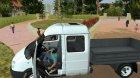 ГАЗель 33023 для GTA Vice City вид сверху