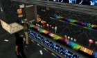 Rock Bar HD for GTA San Andreas top view