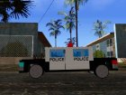 LEGO Police LS for GTA San Andreas right view