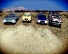 Пак машин,одежды,скинов By Vanoss- for GTA San Andreas back view