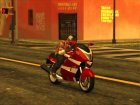GTA 5 Moto Driving Animation for GTA San Andreas left view