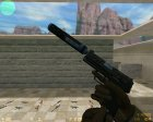 USP-S Blue Orion для Counter-Strike 1.6 вид изнутри