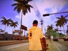 Майка Крутого Сэма для GTA San Andreas вид слева