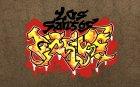 Новые граффити банд для GTA San Andreas вид сверху
