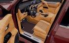 2018 Lexus LX570 WALD 1.0 для GTA 5 вид изнутри