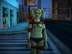 Harley Quinn Suicide Squad for GTA San Andreas right view