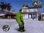 Hulk Classic for GTA San Andreas top view