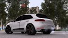 Porsche Macan for GTA San Andreas left view