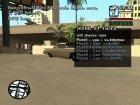 Street races для GTA San Andreas вид слева