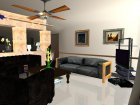 Дом СиДжея 2.0 for GTA San Andreas top view