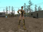 Mortal Kombat Conquest V3.0 - Глобальное обновление для GTA San Andreas вид сзади